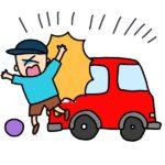 【7歳児の交通事故の死傷者数は実は高齢者の2倍以上なんです】小学1年生は周りの方たちも気をつけてあげましょう。