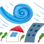 【台風被害で自動車に損害、自動車保険にて修理するには】飛来物の衝突被害や水没事故などは保険がきくのか?